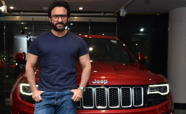 Children's Day: Saif Ali Khan May Gift New Jeep Cherokee To Son Taimur