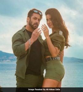Tiger Zinda Hai: Salman Khan And Katrina Kaif 'Swag Se
