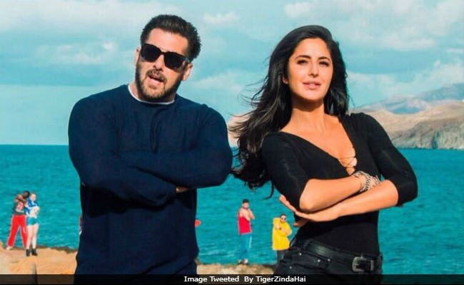 new stills from tiger zinda hai song swag se swagat is making the wait difficult