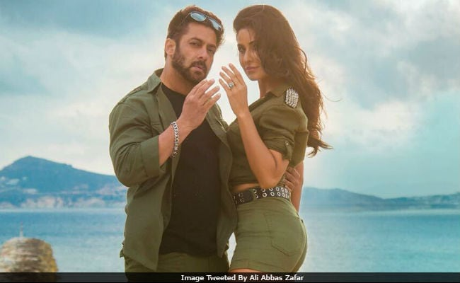 Salman Khan And Katrina Kaif's Chemistry Is 'Sizzling' In Tiger Zinda Hai, Says The Director
