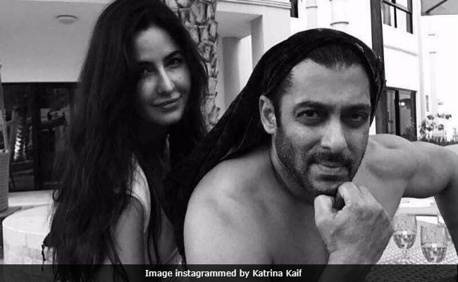 We Asked Salman Khan About Favourite Co-Star. He Spoke About Katrina Kaif For 2 Mins