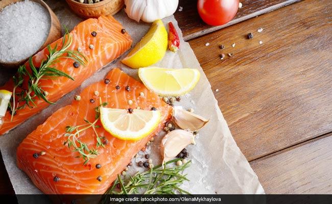 salmon comprises omega 3 fatty acids