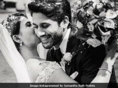 On Naga Chaitanya's Birthday, Samantha Ruth Prabhu Digs Out Wedding Pic