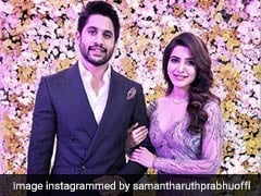 Samantha Ruth Prabhu's Wedding Outfits Are What Dreams Are Made Of