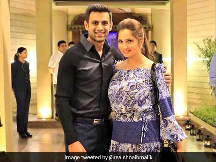 Sania Mirza Turns 31, Husband Shoaib Malik Sends Sweet Message