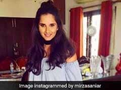 Happy Birthday Sania Mirza: A Glimpse Into The Tennis Star's Inspiring Fitness And Diet Journey