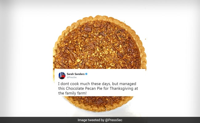 Stockshot Or Homemade Pie? Donald Trump Aide Trolled For This Pic