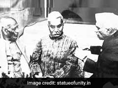 In Letter To Nehru, Sardar Patel Predicted Doklam, Wars: Manohar Parrikar