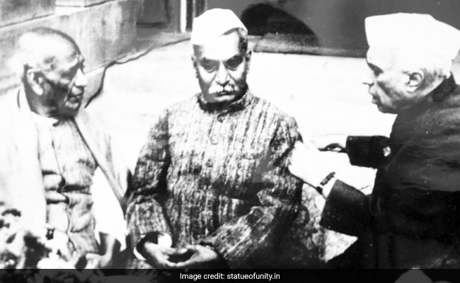 In Letter To Nehru, Sardar Patel Predicted Doklam, Wars: Manohar Parrikar