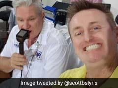 Dean Jones Trolls Scott Styris, Ends Up Getting Schooled Instead