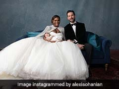 Serena Williams Marries Reddit Co-Founder Alexis Ohanian, Couple Share Beautiful Pictures Of Wedding Day
