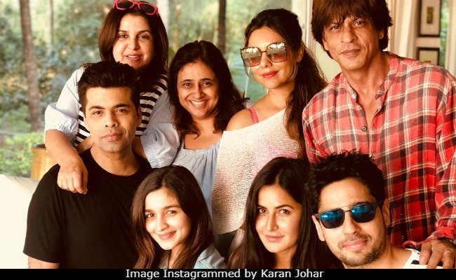 Shah Rukh Khan's Birthday Bash In Alibaug Will Make You Want To Join The Party