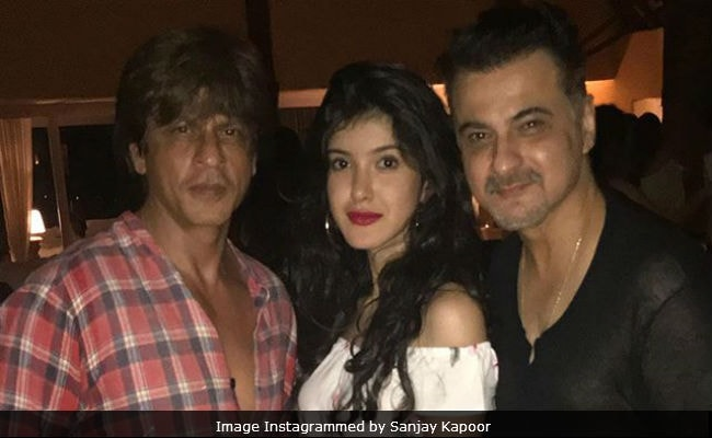 Look Who Celebrated Her Birthday With Shah Rukh Khan In Alibaug