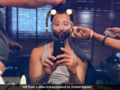 Shahid Kapoor's Hilarious 'Makeover' Will Remind You Of Ranbir Kapoor
