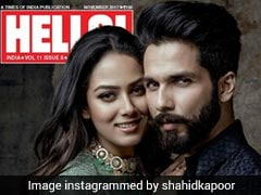 Shahid And Mira's First Magazine Cover Together!