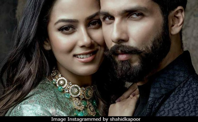 Viral: Shahid Kapoor And Mira Rajput's First Cover Together. Enough Said