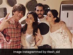 Who Wore What At Shah Rukh Khan's 52nd Birthday Bash