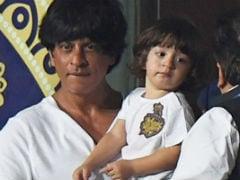 बॉलीवुड के 'बादशाह' शाहरुख खान चाहते हैं इस खेल में देश की ओर से खेले बेटा अबराम..