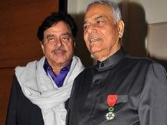 यशवंत सिन्हा और शत्रुघ्न सिन्हा ने द्रमुक नेताओं से की मुलाकात, राजनीतिक कवायद हुई तेज