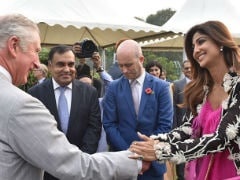 Shilpa Shetty's 'Wonderful' Time With Prince Charles And Camilla