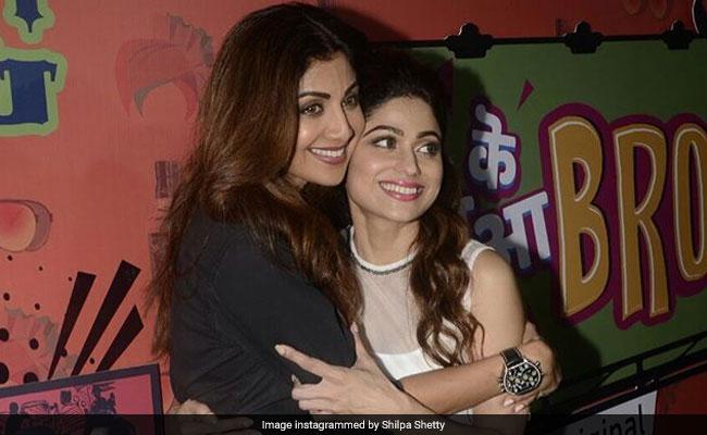 When Shamita Shetty Was Pranked Into Thinking Sister Shilpa Was Pregnant Again