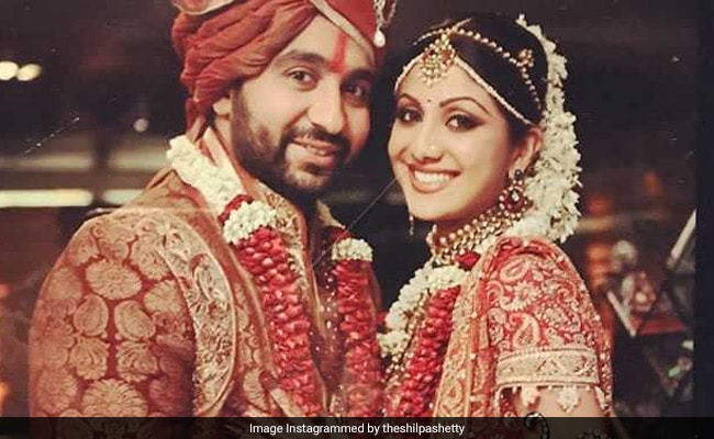 On Wedding Anniversary, Shilpa Shetty Posts A Special Message For Her 'Superman' Raj Kundra