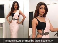 How To Wear Your <i>Saree</i> Like Shilpa Shetty