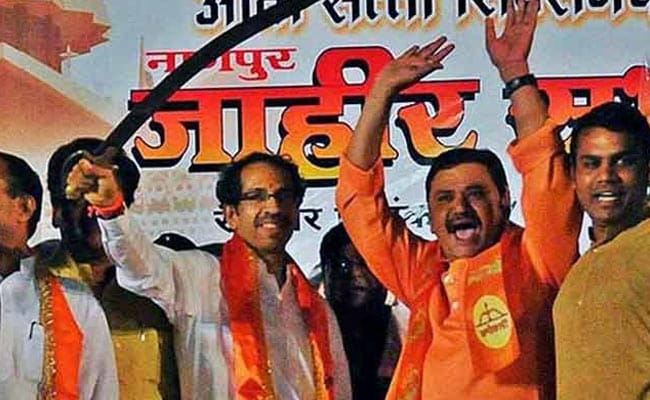 Not On Same Page With BJP On Forgoing Salary For 23 Days: Shiv Sena