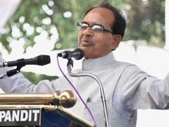 """Farm Loan Waiver Within 1, 2, 3..."": Shivraj Chouhan Mocks Rahul Gandhi"