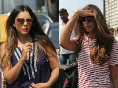 For Shah Rukh Khan's Birthday, Suhana, Gauri, Shweta, Sussanne Set-Off For Alibaug