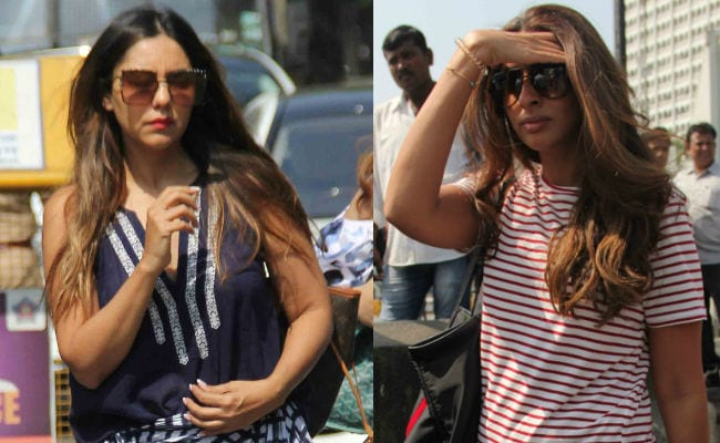 For Shah Rukh Khan's Birthday, Suhana, Gauri, Shweta, Sussanne Set-Off For Alibaug