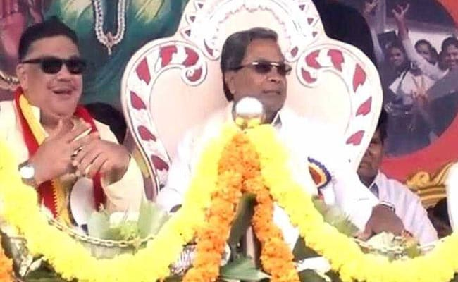 If You Live in Karnataka, You Must Learn Kannada, Says Chief Minister Siddaramaiah