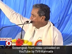 Watch: Karnataka Chief Minister's Mimicry Of PM Modi Has Crowds Roaring
