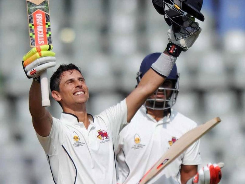 Ranji Trophy: Mumbai Maul Tripura By 10 Wickets To Enter Quarters