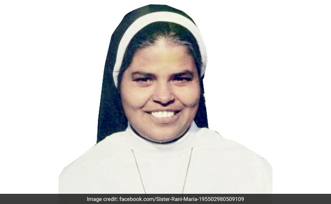 Nun From Kerala, Killed 22 Years Ago, Beatified In Indore