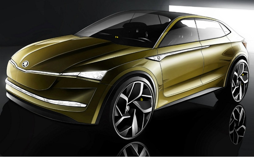 Skoda Kodiaq GT Coupe In The Works