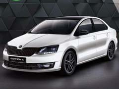 Skoda India Rapid Edition X Revealed; To Replace Monte Carlo Edition