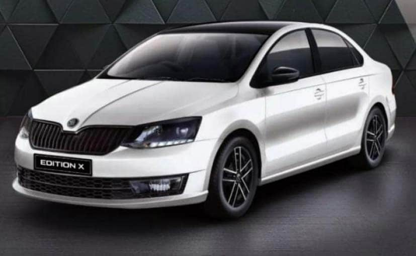 Skoda India Rapid Edition X Revealed To Replace Monte Carlo Edition