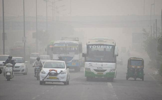 Plan To Spray Delhi With Water From A Height To Combat Toxic Smog