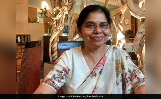 Snehlata Shrivastava Is First Woman Secretary General Of Lok Sabha