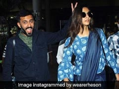 Sonam Kapoor And Anand Ahuja Are Giving Us Style (And Couple) Goals