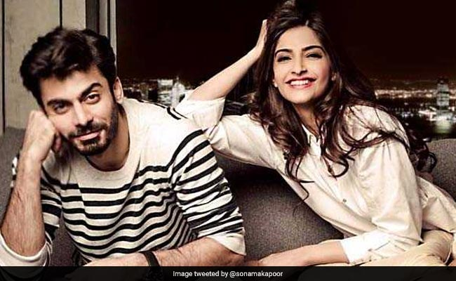 On Fawad Khan's Birthday, A Khoobsurat Wish From Sonam Kapoor