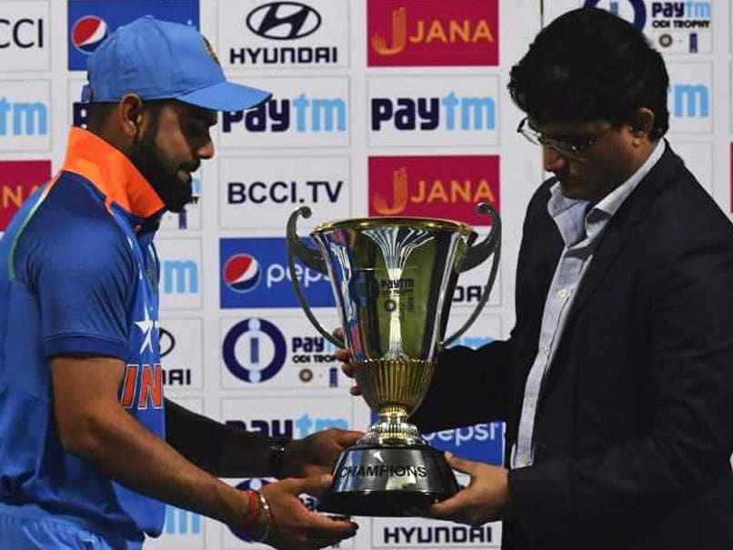 Eden will be a good wicket, says Sourav Ganguly