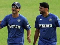 Sourav Ganguly Goofs Up About Harbhajan Singh's Family Picture, Apologises
