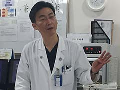 "North Korea's Wounded Defector ""Nice Guy"", Says Surgeon"