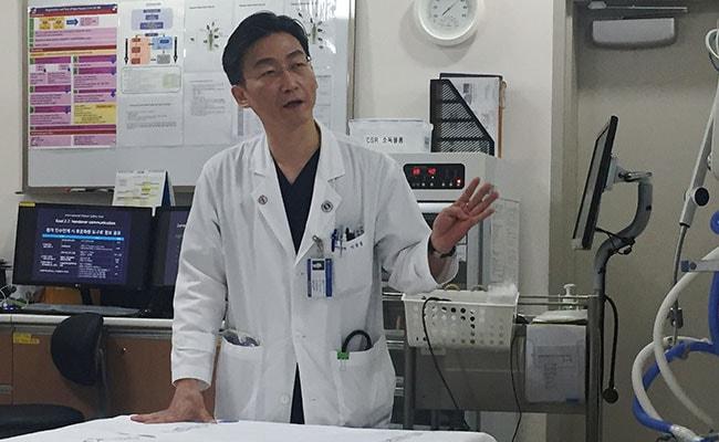 North Korea's Wounded Defector 'Nice Guy', Says Surgeon