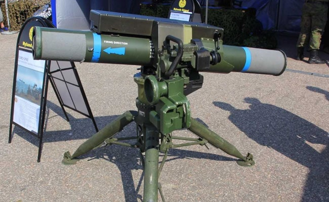 India Cancels $500 Million Deal For Israeli Anti-Tank Missiles