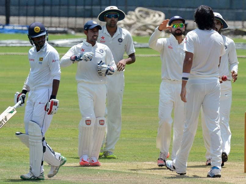 Sri Lanka Play Board President's XI In Warm-Up Game Ahead Of Testing Tour