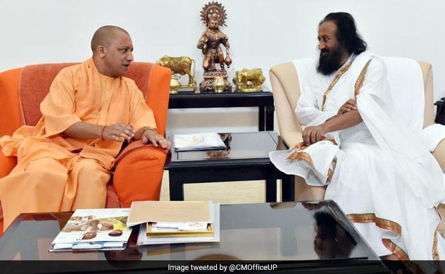 Sri Sri Ravi Shankar, Yogi Adityanath Meet; Leave Ayodhya To Court, Says BJP: 10 Facts