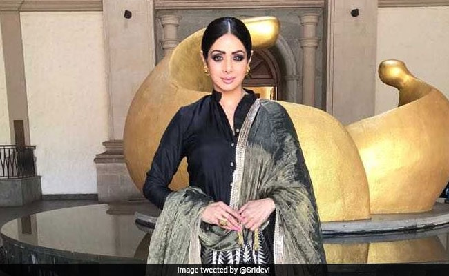 IFFI Day 2: Thank You Sridevi For These Stunning Pictures
